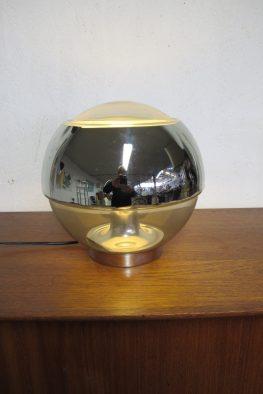 Lamp Peill and Putzler mushroom table lamp vintage midcentury