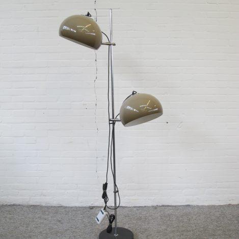 Lamp Raak Amsterdam Dijksta vloerlamp vintage midcentury