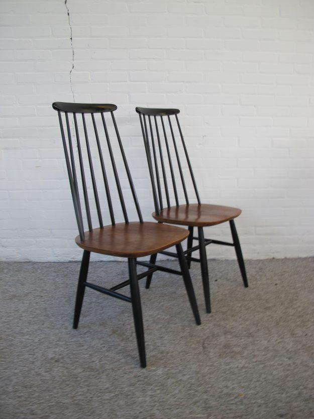 Pastoe stoel chair spijlenstoelen stoelen vintage midcentury