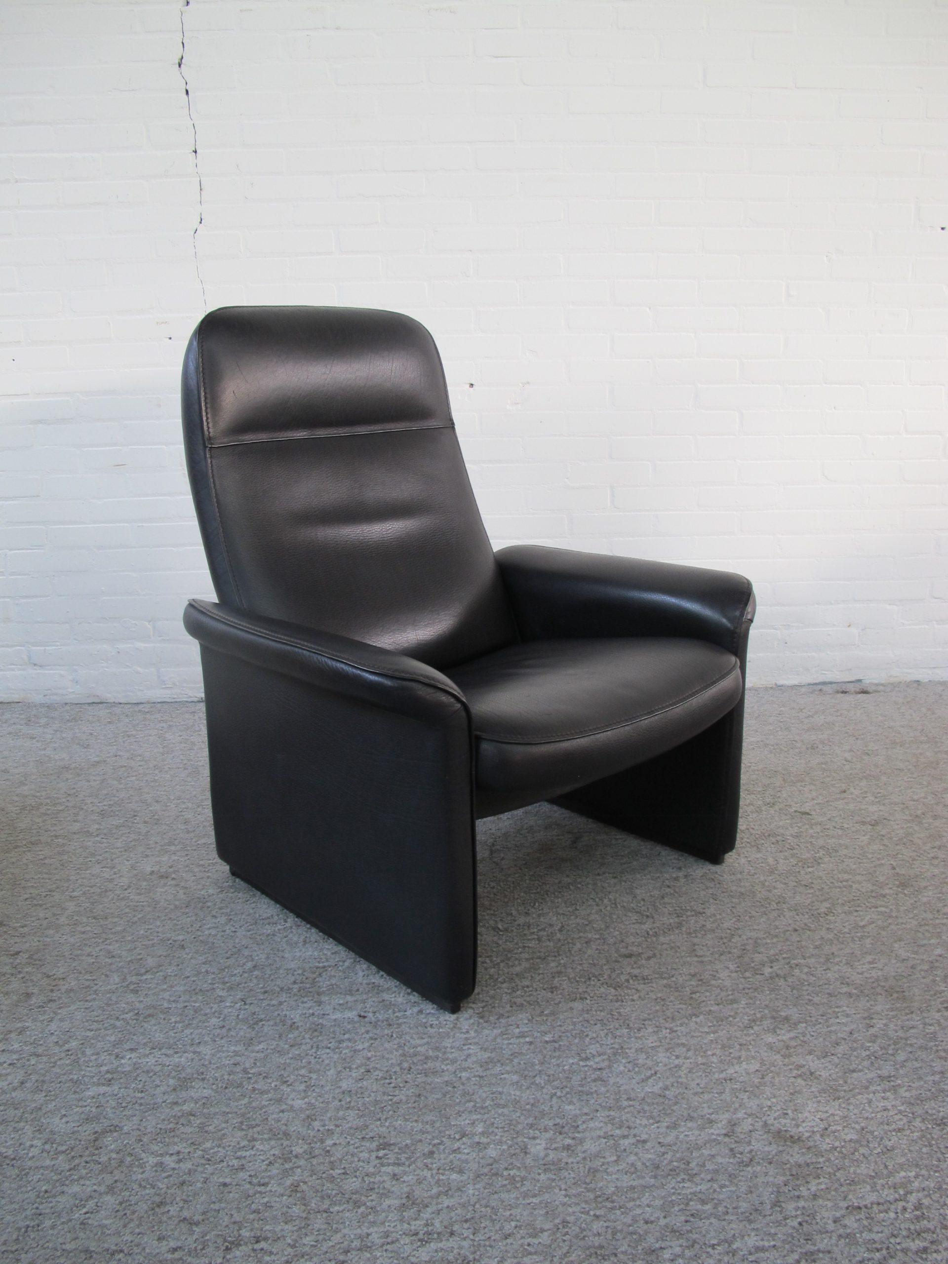 fauteuil lounge chair Armchair De Sede DS-50 vintage midcentury