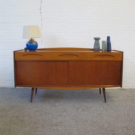 Dressoir sideboard Scandinavish Wébé vintage midcentury