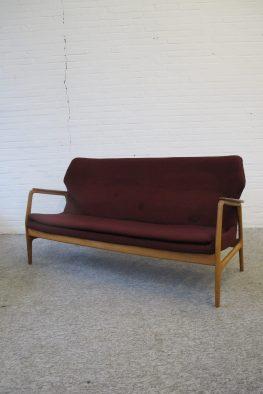 Bank sofa Aksel Bender Madsen Bovenkamp vintage midcentury