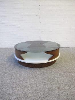 Tafel Pastoe space age coffee table salontafel vintage midcentury