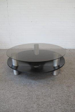 Tafel Martin Visser Spectrum space age coffee table salontafel vintage midcentury