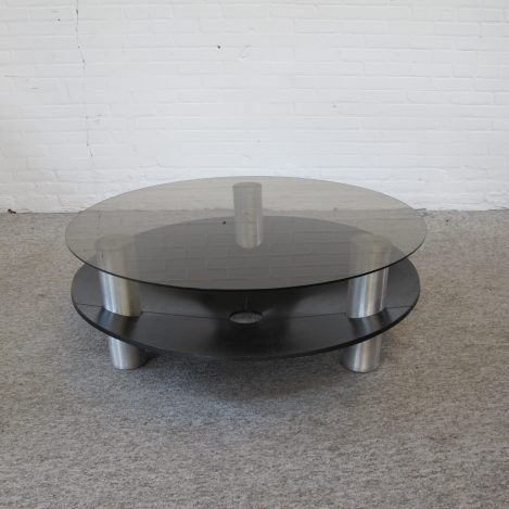 Tafel Martin Visser Spectrum space age coffee table salontafel vintage midcentury
