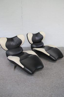 TopForm Panda lounge fauteuil Armchairs vintage midcentury