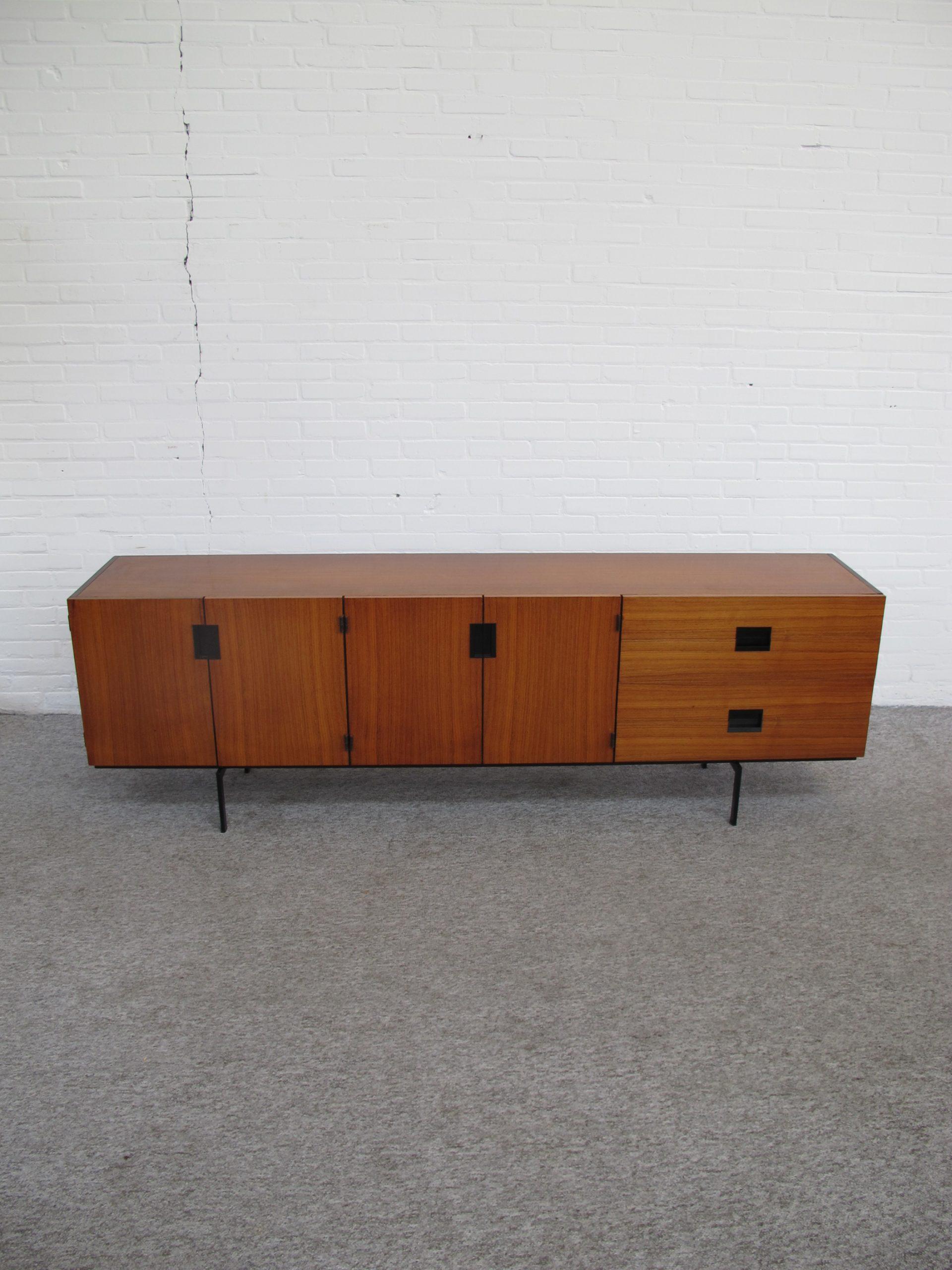 Pastoe Dressoir sideboard DU03 uit Japanse serie Cees Braakman vintage midcentury