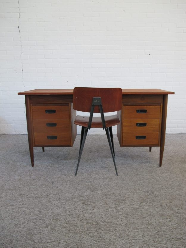 Arne Vodder bureau desk vintage retro midcentury