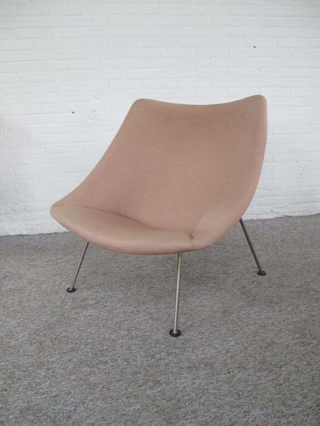 Oyster fauteuil armchair lounge chair Pierre Paulin Artifort vintage retro midcentury