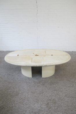 salontafel natuurstenen Paul Kingma natural stone coffee table vintage retro midcentury