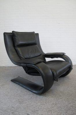 Fauteuil Percival Lafer lounge chair vintage midcentury