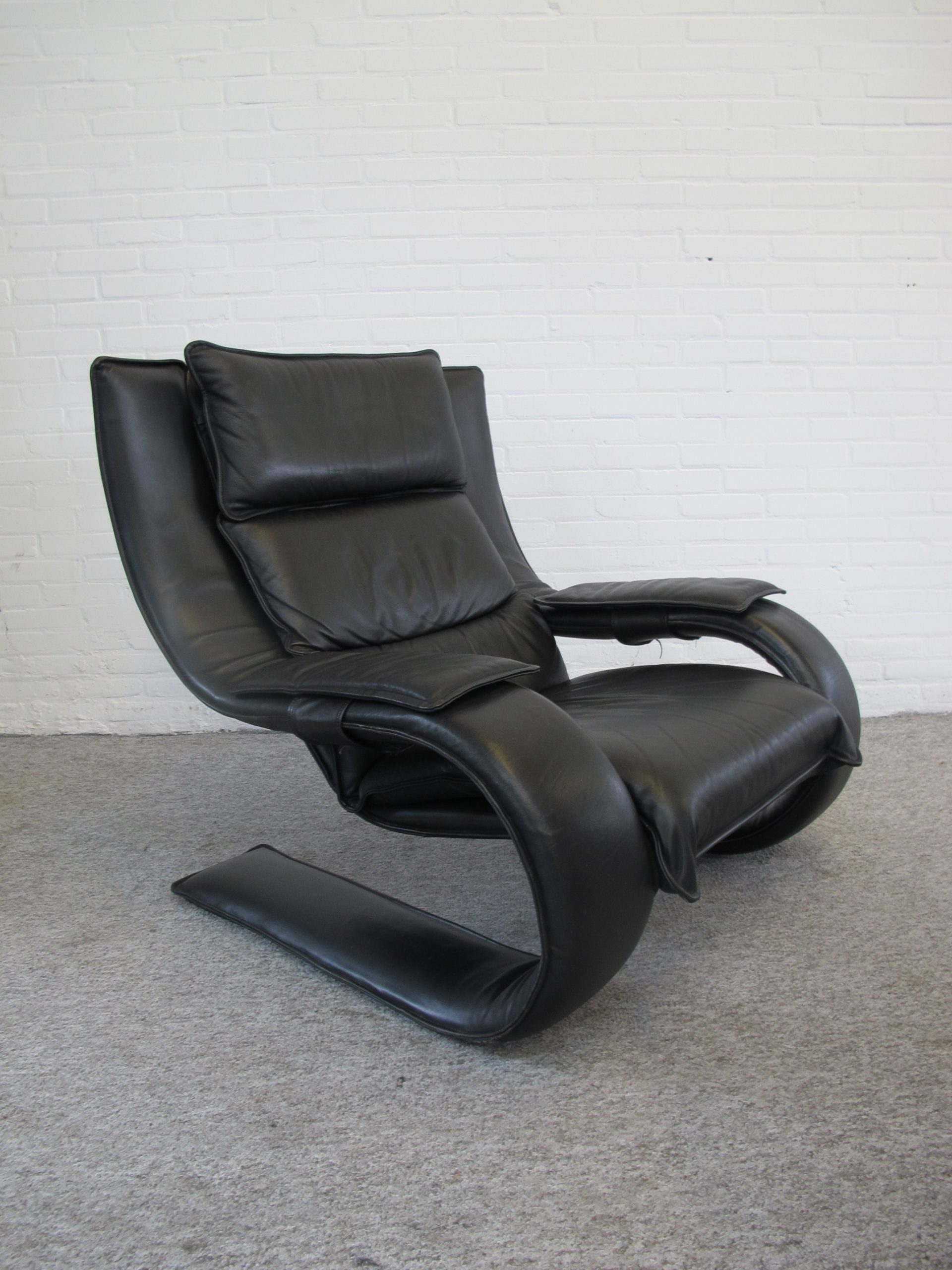 Fauteuil Percival Lafer lounge chair vintage midcentury