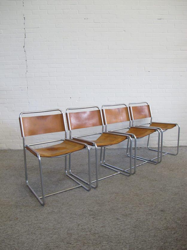 stoelen chairs SE18 Claire Bataille Paul Ibens Spectrum vintage midcentury