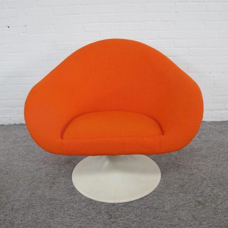 Retro spece age fauteuil Rohe Noordwolde vintage midcentury