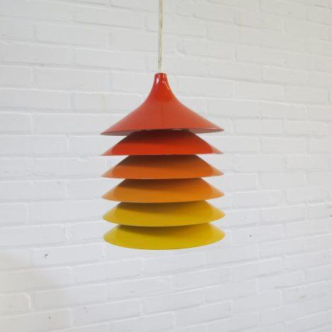 Duettlamp lamp Bent Gantzel Boysen Ikea vintage midcentury