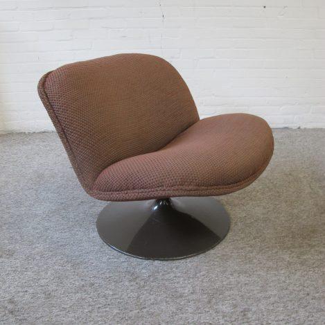 Fauteuil armchair model 508 Geoffrey Harcourt Artifort vintage midcentury