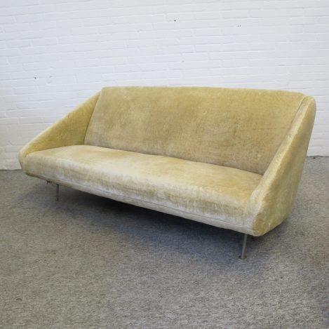 Bank sofa loungesofa Theo Ruth Artifort vintage midcentury