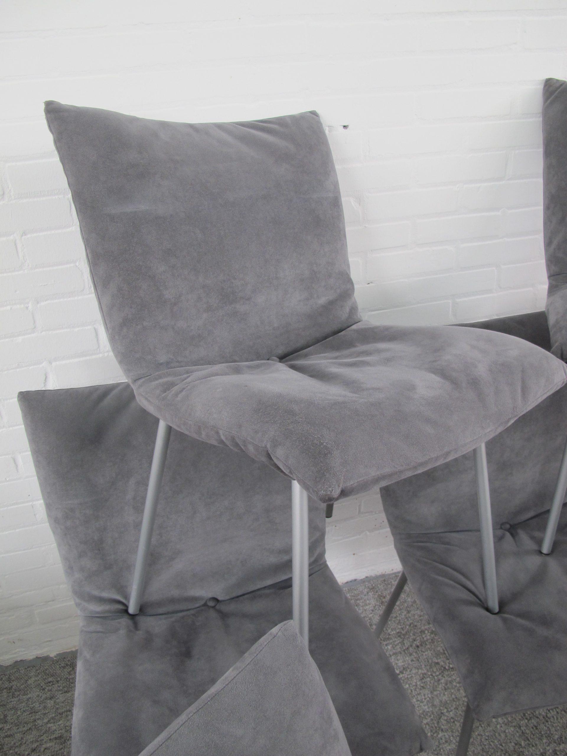 dining chair Calin stoelen Pascal Mourgue Ligne Roset vintage midcentury