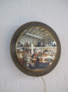 Floris Fideldij Mathieu Mategot Artimeta mirror spiegel vintage midcentury