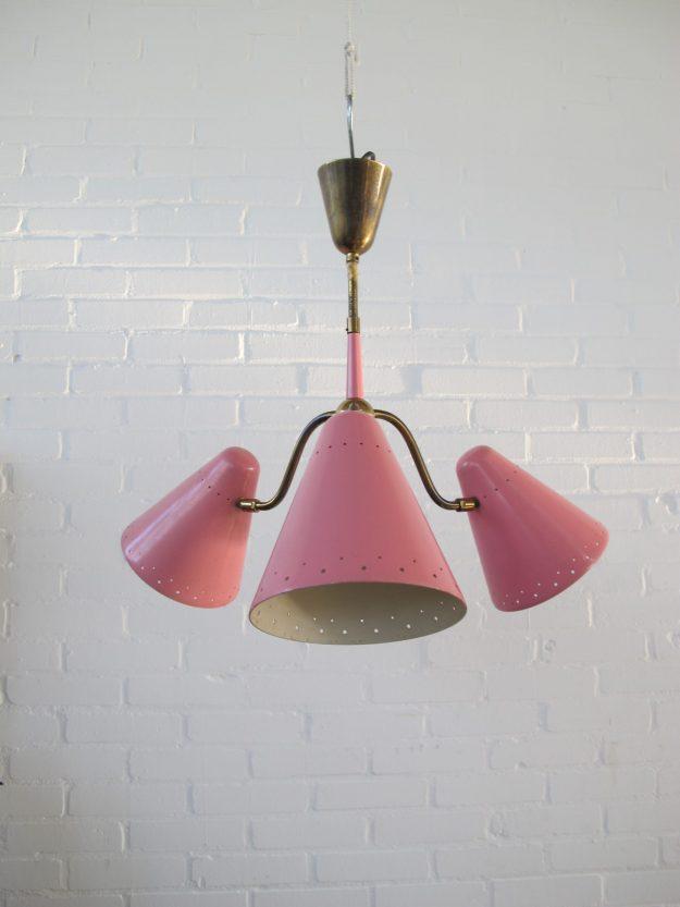 Lamp Stilnovo Pilastro hanglamp hanging lamp vintage midcentury