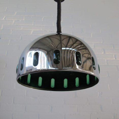 Lamp Raak Amsterdam Space Age hanglamp hanging lamp vintage midcentury