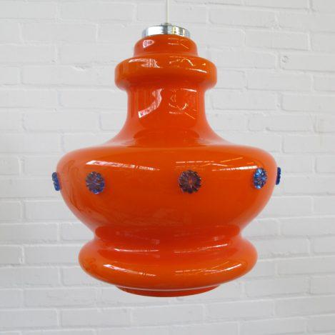 Lamp Raak Amsterdam space age hanglamp vintage midcentury