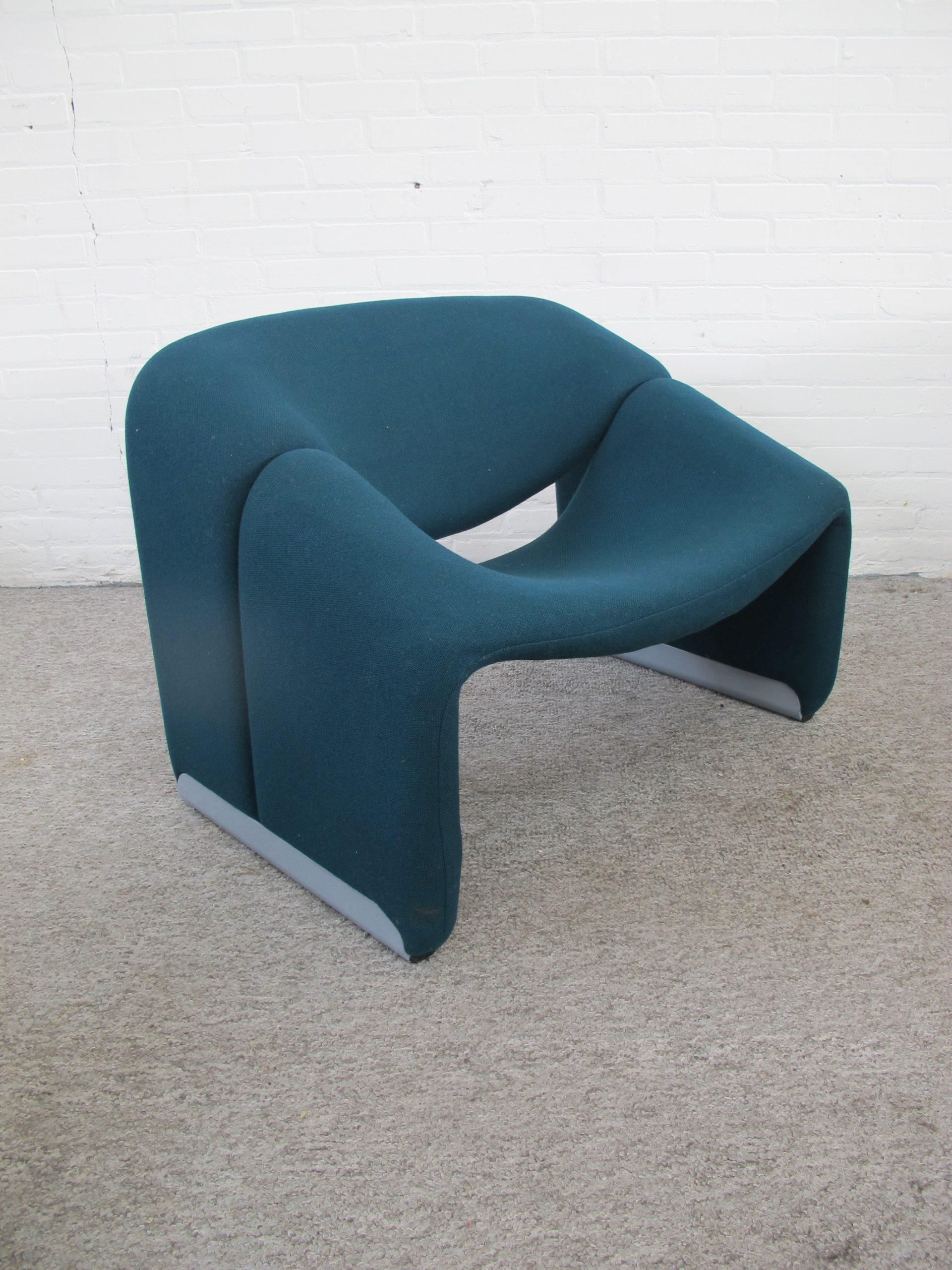 fauteuil Groovy lounge chair F598 Pierre Paulin Artifort vintage midcentury