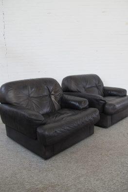 Sofa de Sede Zitkomfort bankstel vintage midcentury
