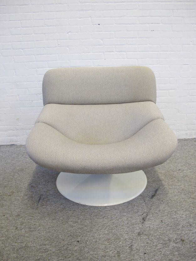 Fauteuil lounge chair F518 Geoffrey Harcourt Artifort vintage midcentury