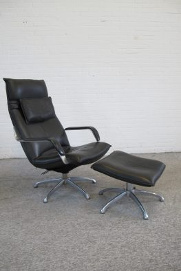 Fauteuil Lounge chair armchair rare Co.fe.mo. Italy vintage midcentury